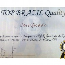 Prêmio Top of Brazil Quality 2015