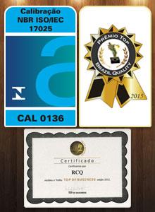 Certificados e Prêmios